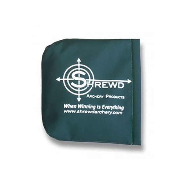 Shrewd 5in. Scope Cover - Green