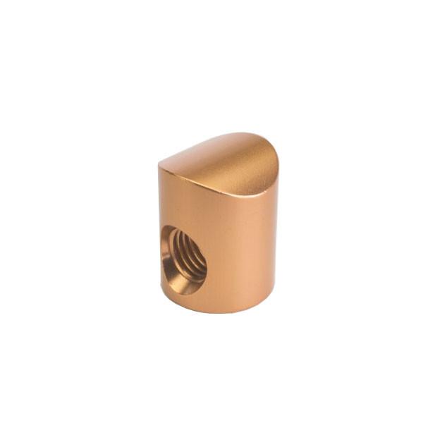 Shrewd V-Bar Colored Barrel Nut Straight Orange