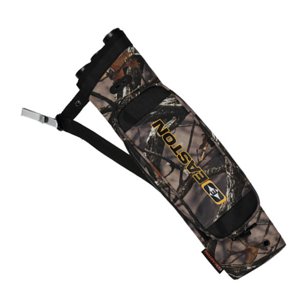 Easton Flipside 3-Tube Hip Quiver, Fits RH and LH Lost XD