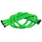 FirstString String Loop (3 Pack) Flo Green