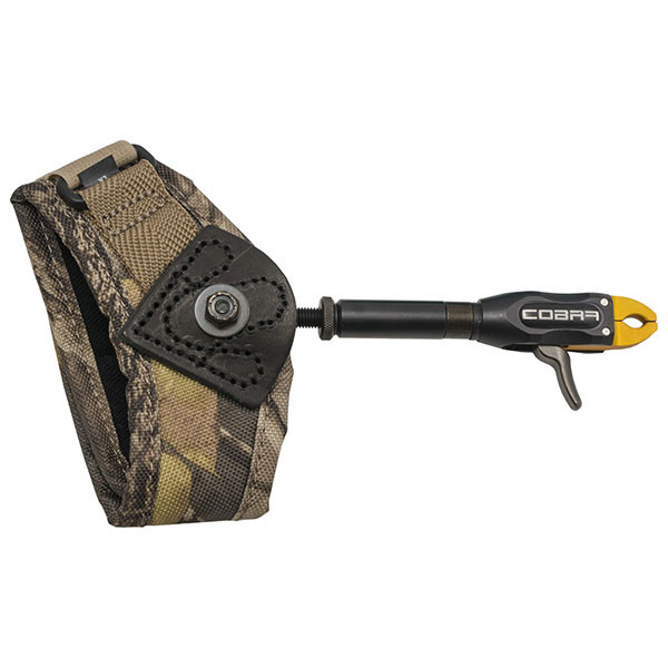 Cobra Bravo Release - Realtree Xtra E-Z Adjust w/Orange Calipers