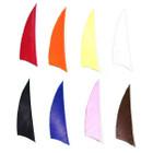 "Muddy Buck Gear 2"" RW Shield Feathers - 50 Pack (Flo Pink)"