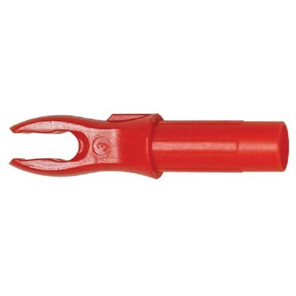 Bohning A Nocks - 12 Pack (Red)
