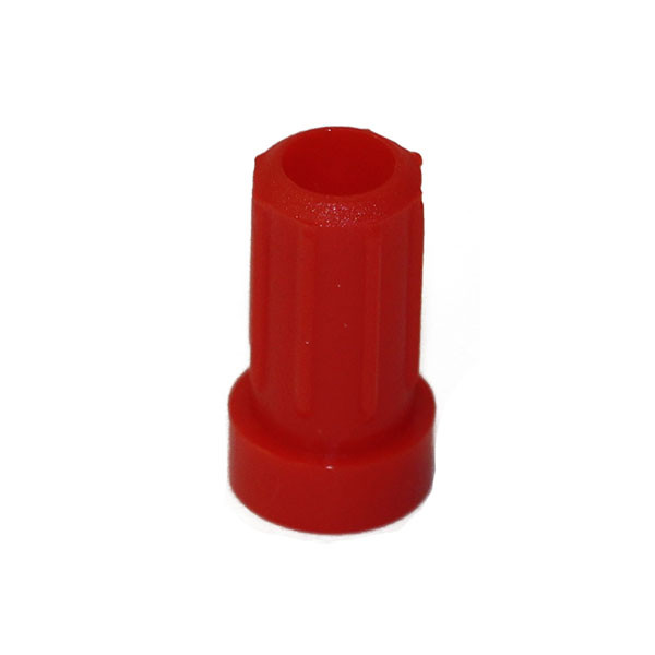 Black Eagle Flat Nock - Red - 12 Pack