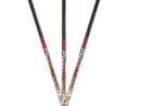 Carbon Express Maxima Red BADLANDS 250 Shafts - 12pk