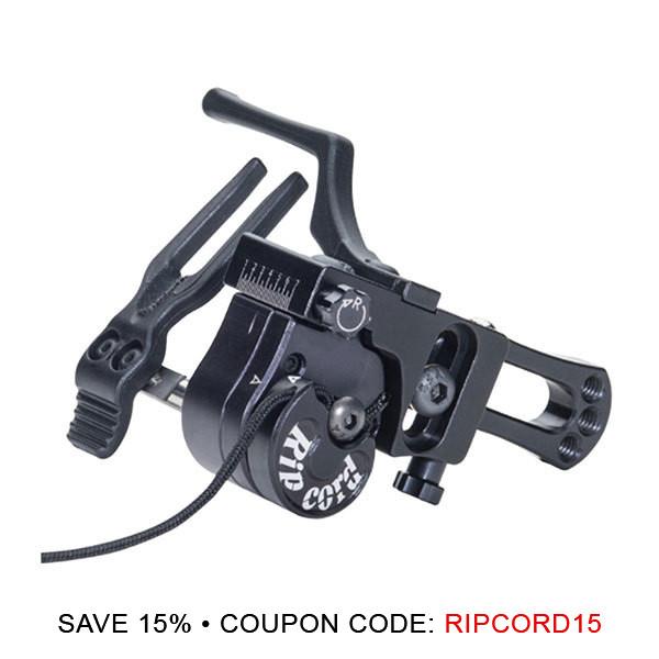 Ripcord Max Micro Black RH