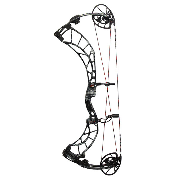 Obsession Fixation 6M Kryptek Typhoon RH 70lb 28.5in