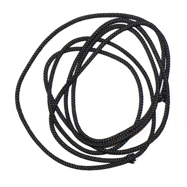 BCY #24 D Loop 1 Meter Black