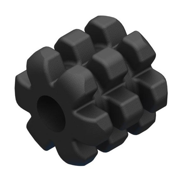 Bee Stinger Micro Hex Vibration Damper Black