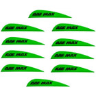 AAE Max Stealth Vane Bright Green 100 pk