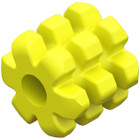 Bee Stinger Micro Hex Vibration Damper Yellow - VDYE