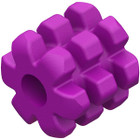 Bee Stinger Micro Hex Vibration Damper Purple - VDPR