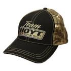Hoyt Archery Black/Camo Hat