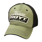 Hoyt Archery Army Green/Black Hat
