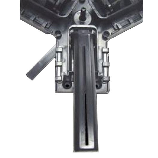 Bohning Grey Straight Tower Arms (3 Pack)