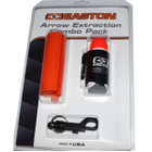 Easton Dr. D Extraction Pack - includes arrow lube and wedge puller 322821TF
