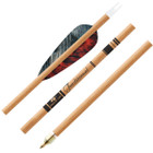 """Gold Tip Traditional 500  - 4"""" Feathers - 1/2 Dozen"""