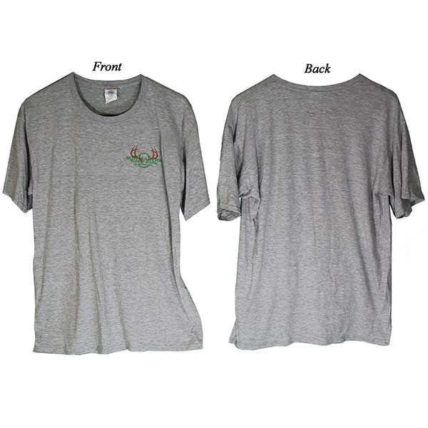 Bowhunters Supply Store Performance Quick-Dry Athletic Heather 3XL