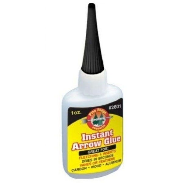 Pine Ridge Instant Arrow Glue (1 oz)