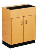 Kaemark RP-35-W Sidewash Storage Unit (with well)