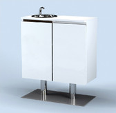 7057 Sink Spa Cabinet on Stand