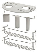Savvy SAV-560-G Lydia Personal Assistant Trolley Option Package