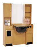 Belvedere K041-25 Customline Booth