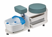 Pibbs DG102 Portable Pedicure Spa