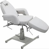 Pibbs HF803 Deluxe Facial Chair with Hydraulic Base