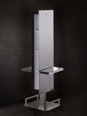 Salon Ambience MI/372 Lunar Island with Shelves