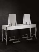 Salon Ambience MI/344 Secret Styling Station for 4 Stylists