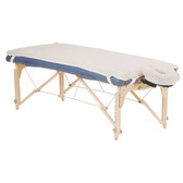 Earthlite Fleece Table Pad with Straps