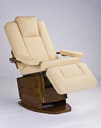Living Earth Crafts Pedi Lounger Massage Table