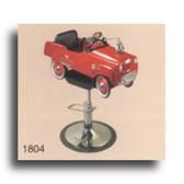 Pibbs 1804 Fire Truck Child's Chair