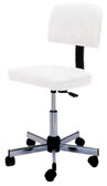 Pibbs 648 Esthetic Stool with Backrest
