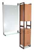 Collins 967-18 Enova Ar Tower Styling Station