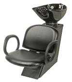 Jeffco 686.8700 Ovation Backwash w/8700 Tilting Porcelain Bowl