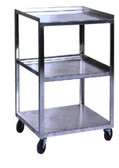 Garfield Paragon H-9 Stainless Steel Trolley