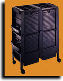 Kayline DC100 Double Cabinet Cart