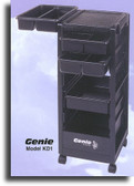 Kayline KD1 Genie- Open Front-Back