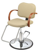 Pibbs 6806 Madison Styling Chair