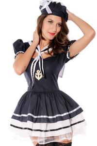 Plus Size Sailor Sweetie