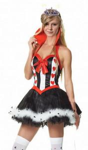 Queen of Suits Costume
