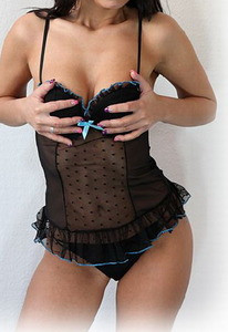 Padded Cup Chemise