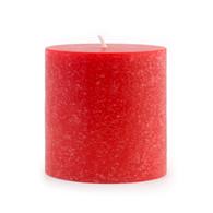 Timberline Pillar 3 X 3 Red