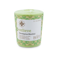 Seeking Balance® 20 Hour Votive Eucalyptus Menthol Relieve