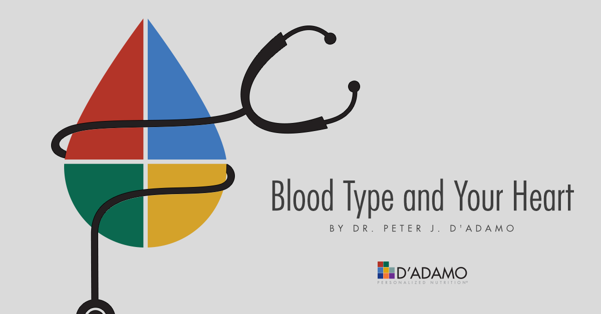 Blood Type and Your Heart