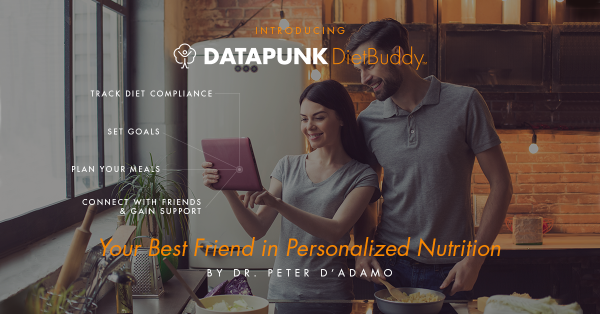 DietBuddy: Your Best Friend in Personalized Nutrition