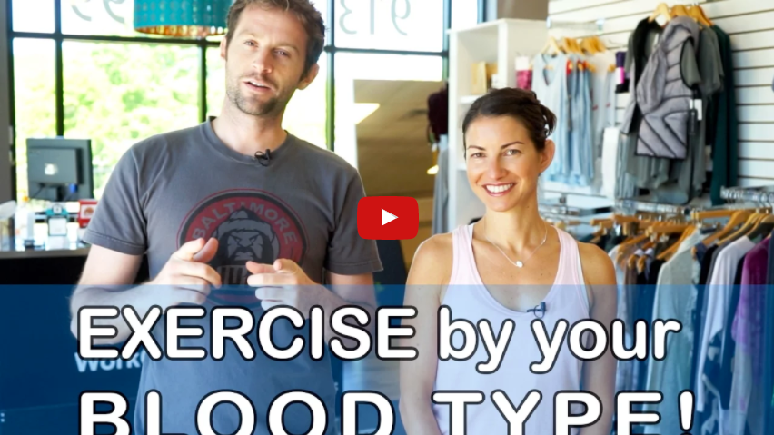 How to Work Out Right 4 Your Type