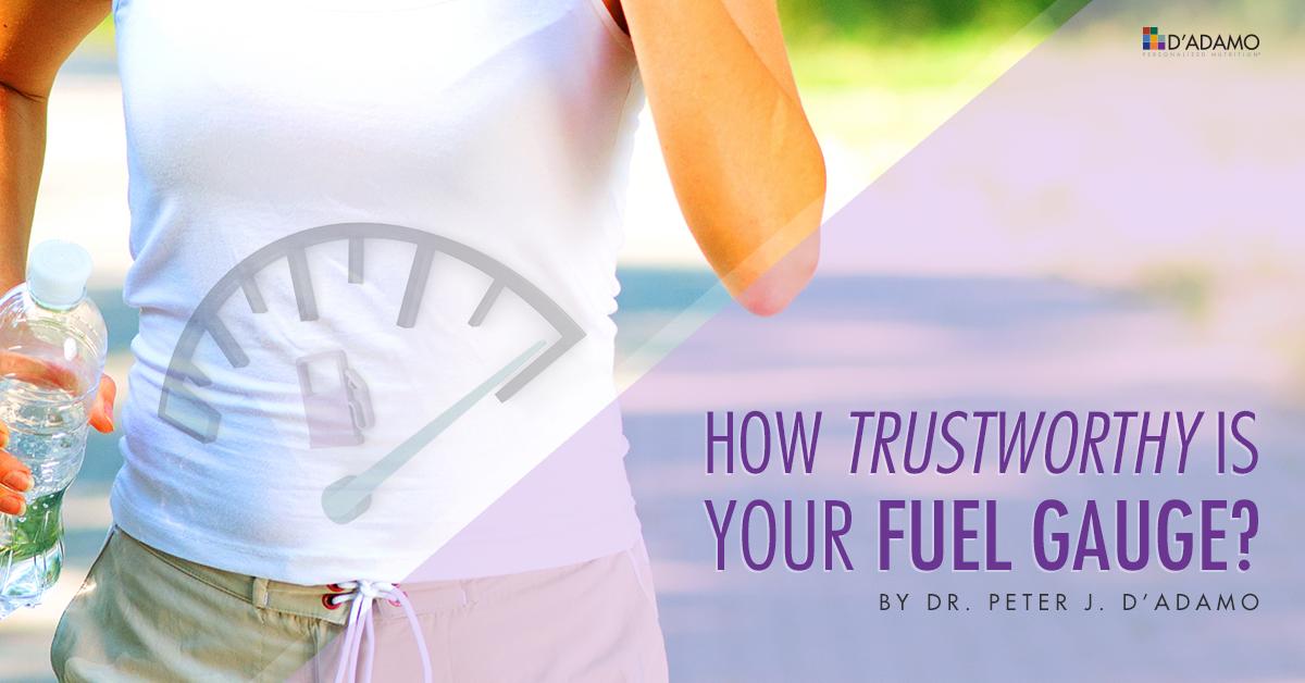 How Trustworthy is Your Fuel Gauge
